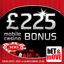 Bet and Move Mobile Casino